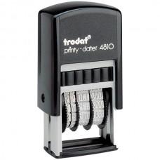 Мини-датер Trodat 4810
