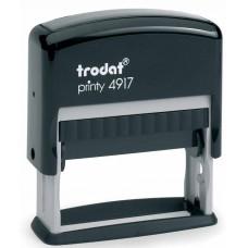 Автоматический штамп Trodat 4917